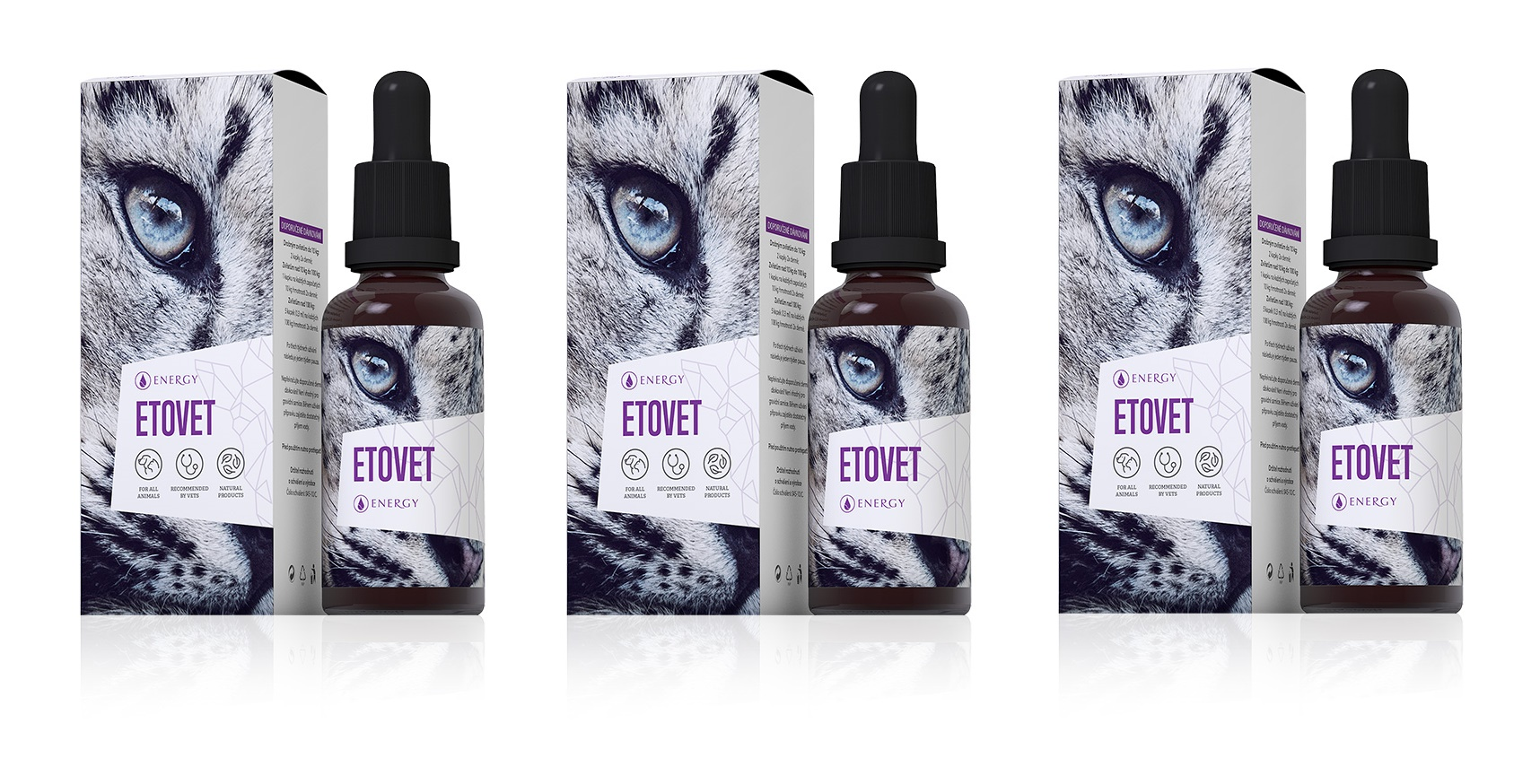ETOVET 3set 90 ml